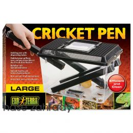 Terarijní box Cricket Pen ExoTerra L
